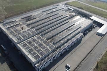 Tüm AKO Grup Üretim Tesislerinde Güneş Enerji Santralleri Kuruluyor
