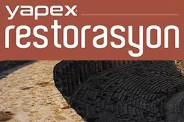 Yapex Restorasyon Fuarı 2021'de İstanbul'da Düzenleniyor