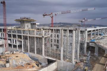 Gaziantep Havaalanı Projesinde PERI Kalıp ve İskele Sistemleri Tercih Edildi