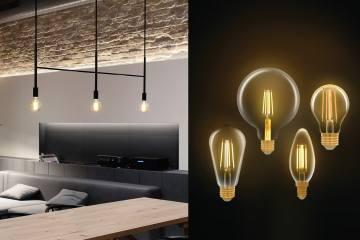 Yeni Panasonic Filaman LED Lambalarıyla Güvenilir ve Kaliteli Aydınlatma