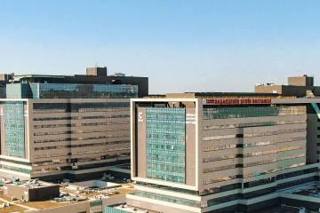 Başakşehir Şehir Hastanesi'nin Bir Kısmı Hizmete Girdi