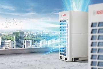 Bosch Air Flux VRF Klima Sistemleri