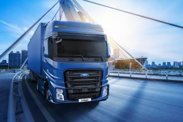 Ford Trucks Pazara Umutla Bakıyor ve 2021 Yılında Rekor Hedefliyor