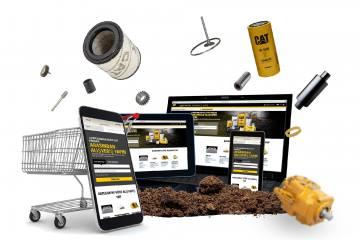 Borusan Cat'in Online Satış Kanalı Parts.Cat.Com ile Yedek Parçalar Kapıda