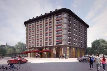 İbis Hotel Merter, Verimli Heat Recovery VRF Sistemlerle İklimlendirilecek
