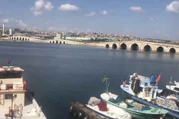 Mimarbaşı'nın Şaheseri: Büyükçekmece Köprüsü (Kanuni Sultan Süleyman Köprüsü)