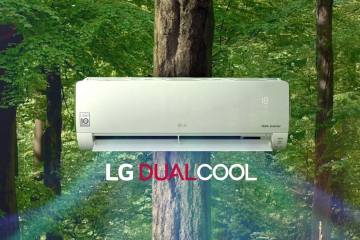 LG'den Serin Bir Esinti: DUALCOOL Klimalar