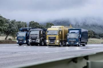MAN Truck&Bus, Yeni Nesil Kamyon ve Çekicilerini Tanıttı