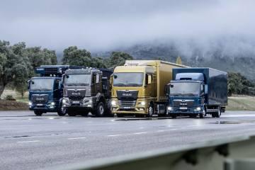 MAN Truck&Bus, Bilbao'da Standartları Yeniden Belirledi