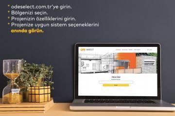 Projelere En Uygun Çözüm ODE Select ile Tek Ekranda