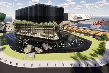 YC Inox'un Dev Yatırımındaki Partneri Iglo Architects Oldu